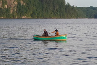 Rowing Chapelle's Dinghy