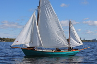Drascombe Lugger sailboat